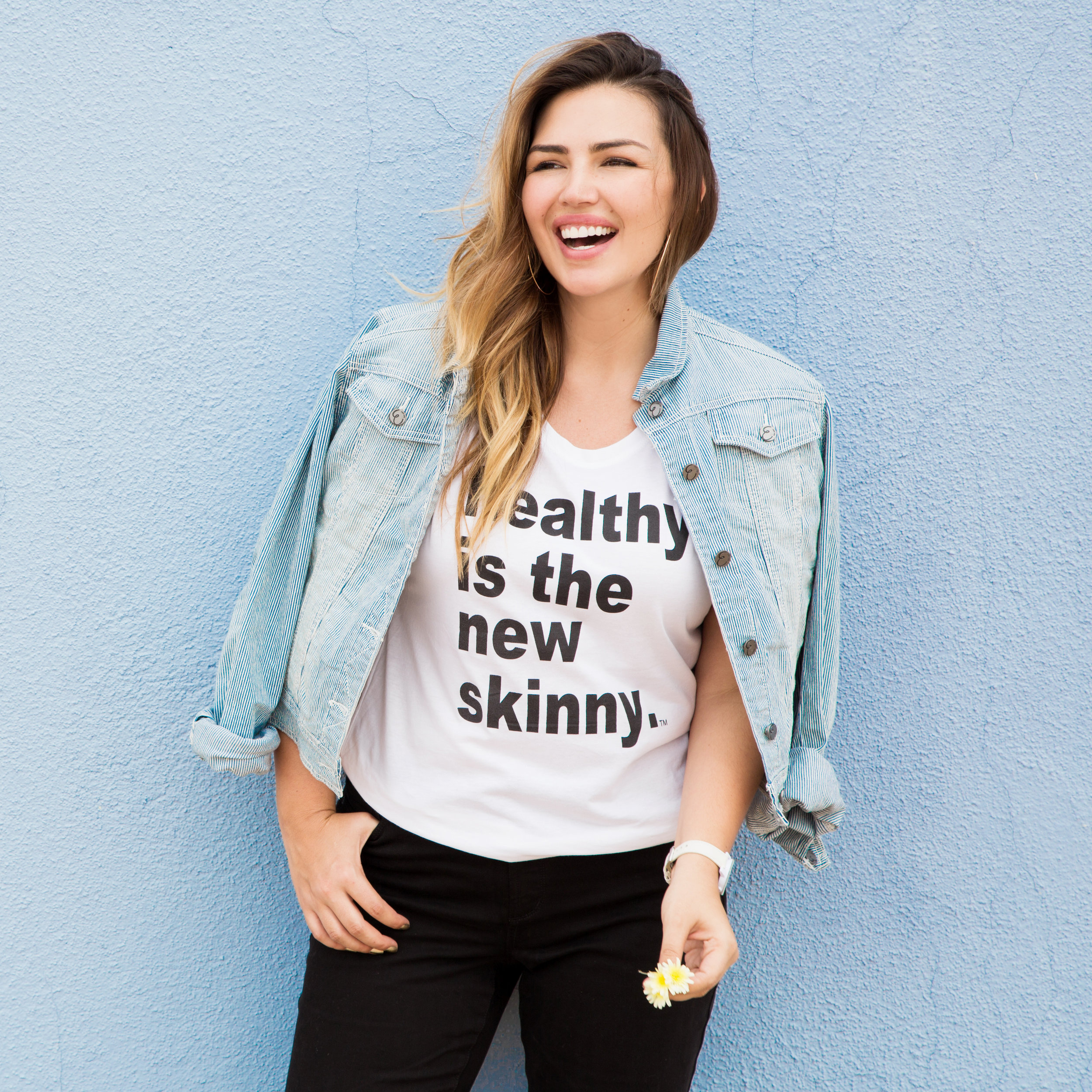 Featured Interview with Katie H. Willcox, the Founder of Healthy is the New Skinny