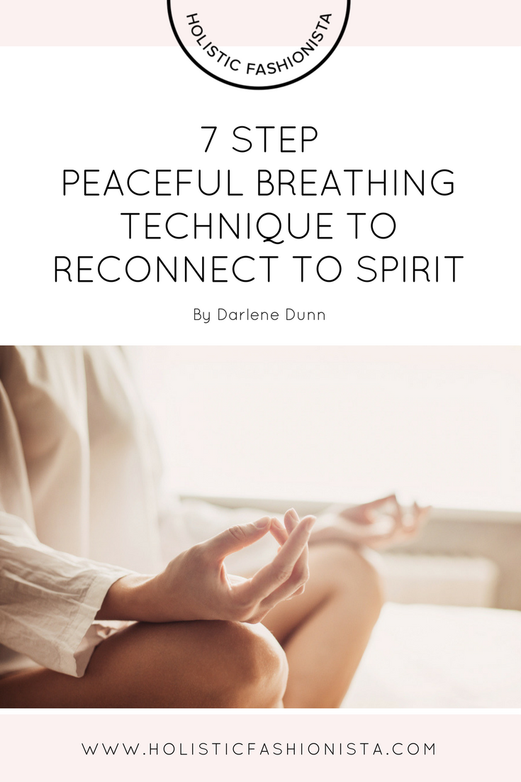 7 Steps Peaceful Breathing Technique