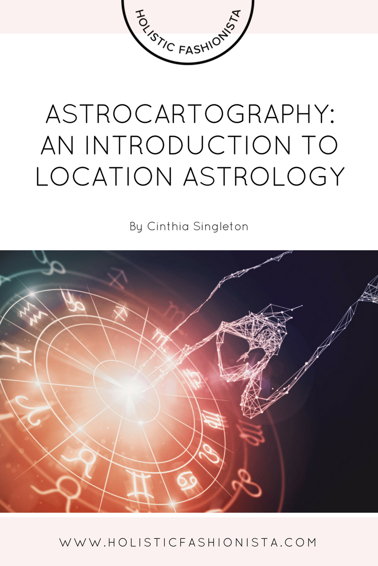 Astrocartography: An Introduction to Location Astrology