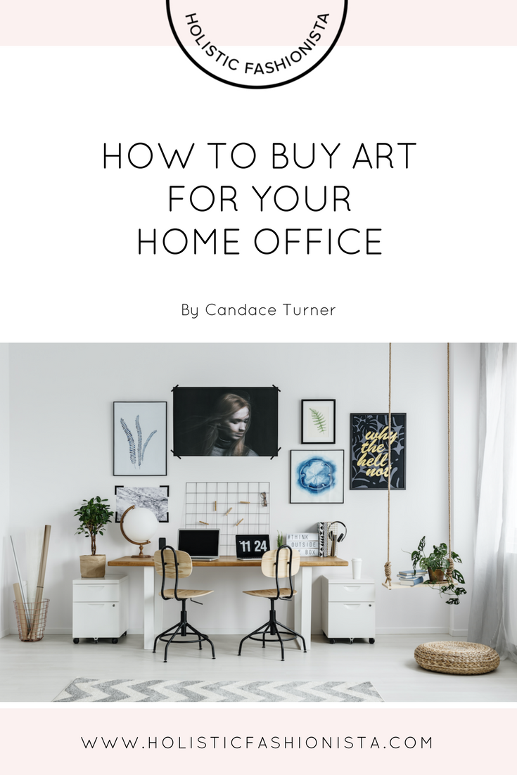 How to Buy Art for Your Home Office