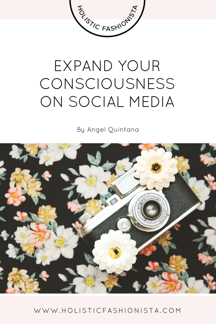 Expand Your Consciousness (on Social Media!)