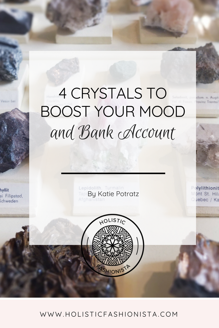 4 Crystals to Boost Your Mood (and Bank Account)