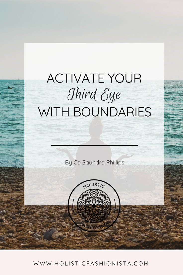 Activate Your Third Eye with Boundaries