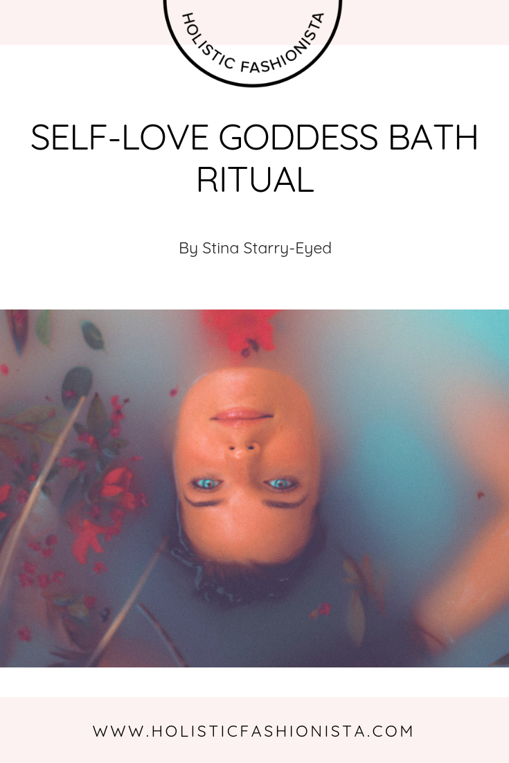 Self-Love Goddess Bath Ritual
