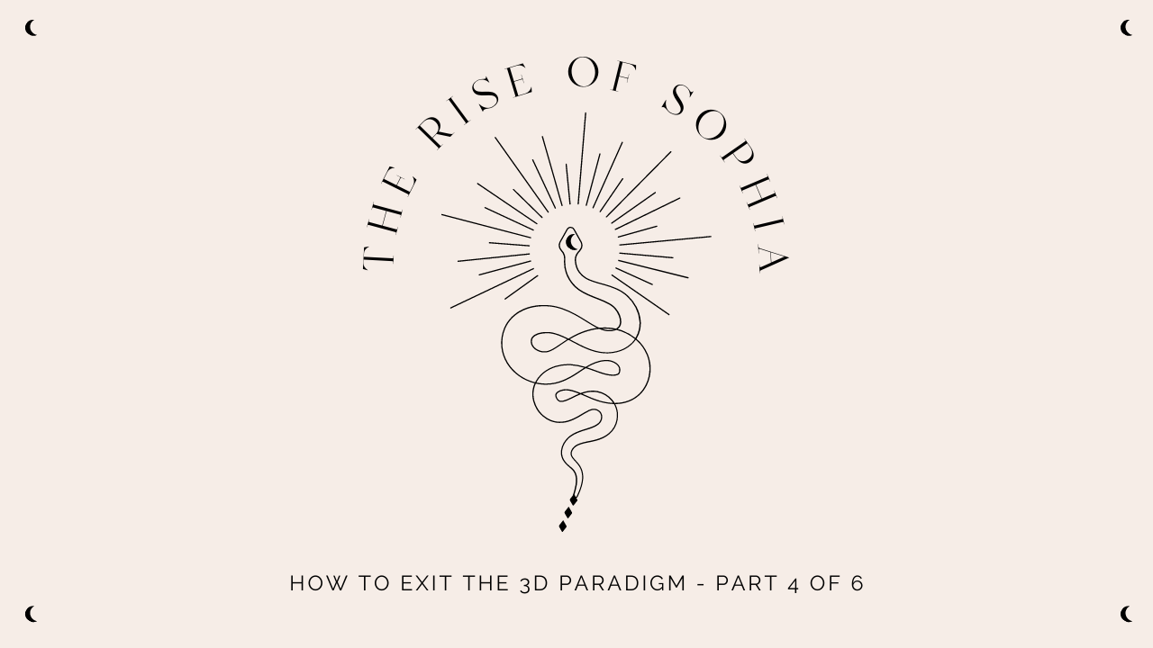 How to Exit the 3D Paradigm - Part 4 of 6