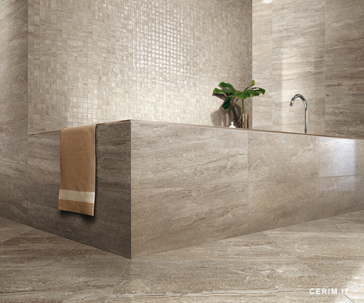 MARBLE & STONE Oniciato by Cerim of Italy