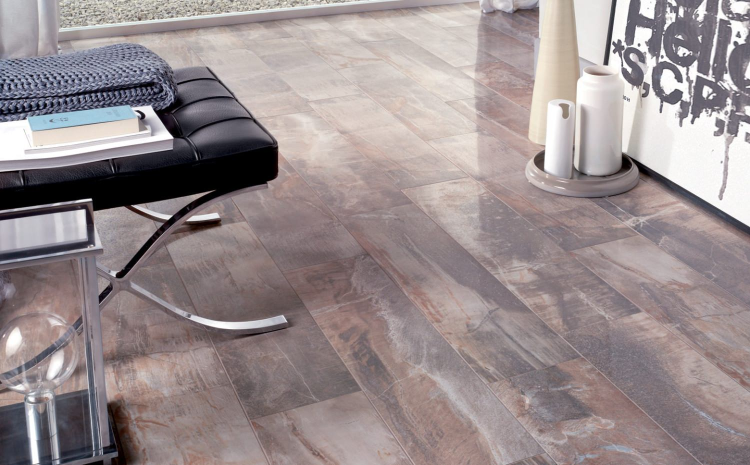 400x800 FOSSIL Brown by ABK of Italy