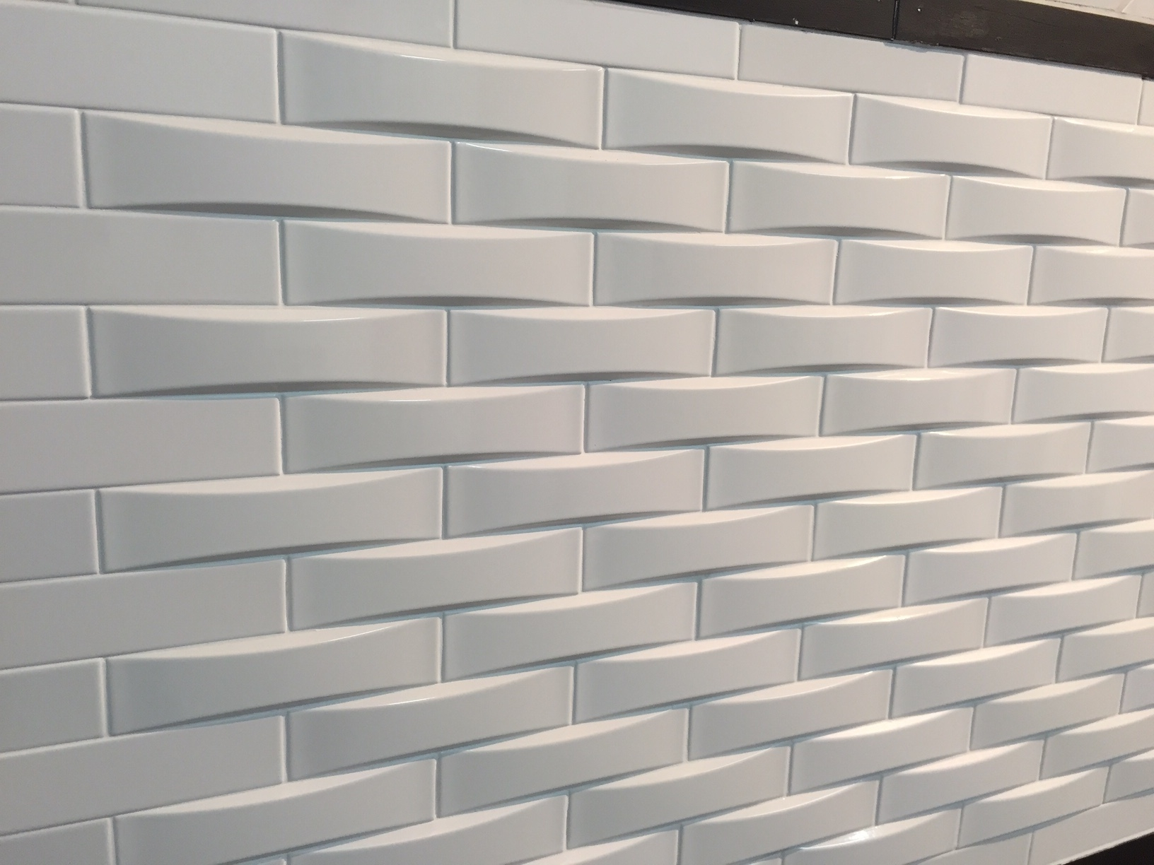 50x200 WAVE White matt from Self of Italy