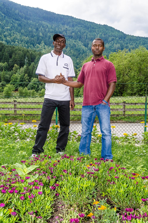 Amadou und Ali Diallo