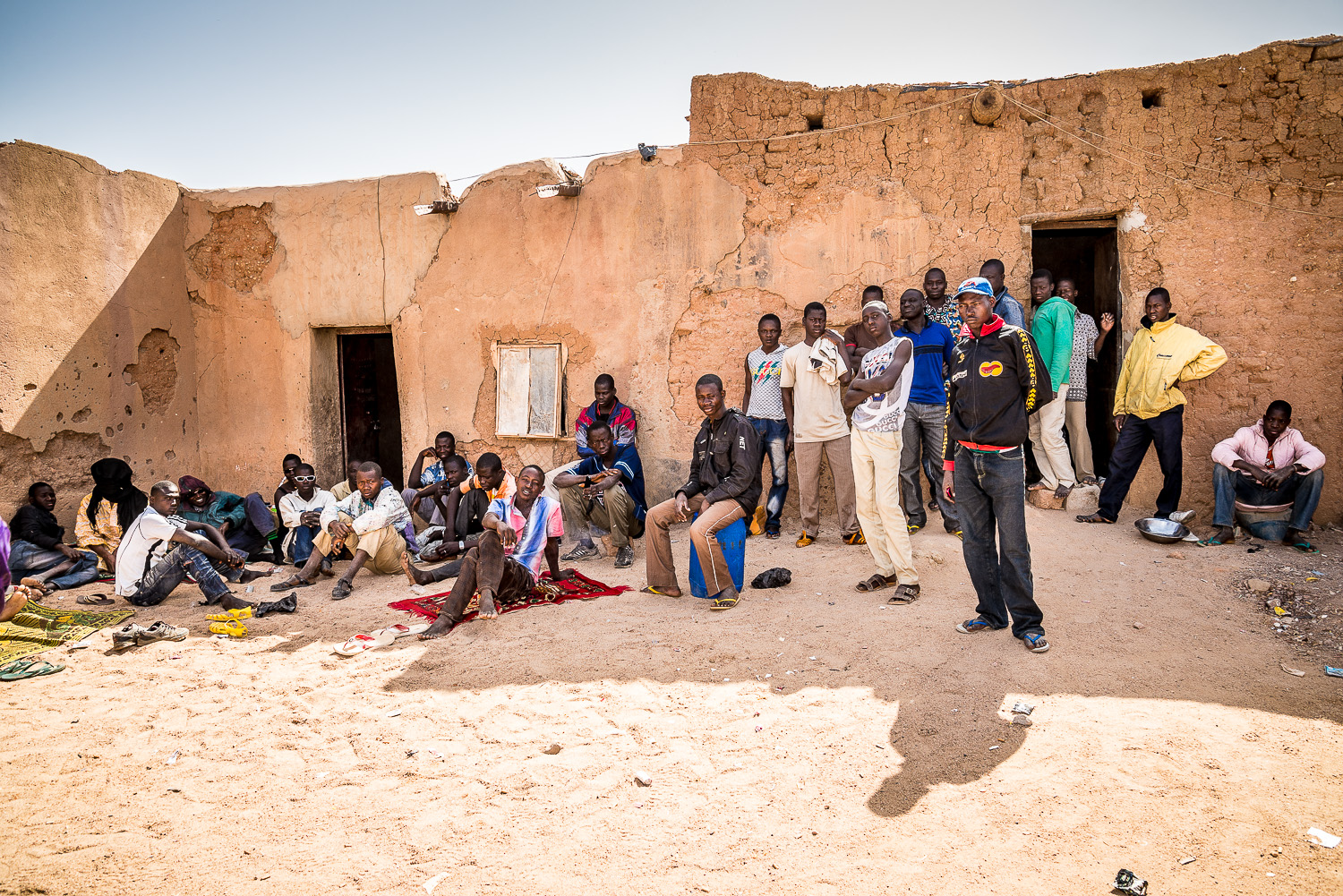 Ghetto-Agadez