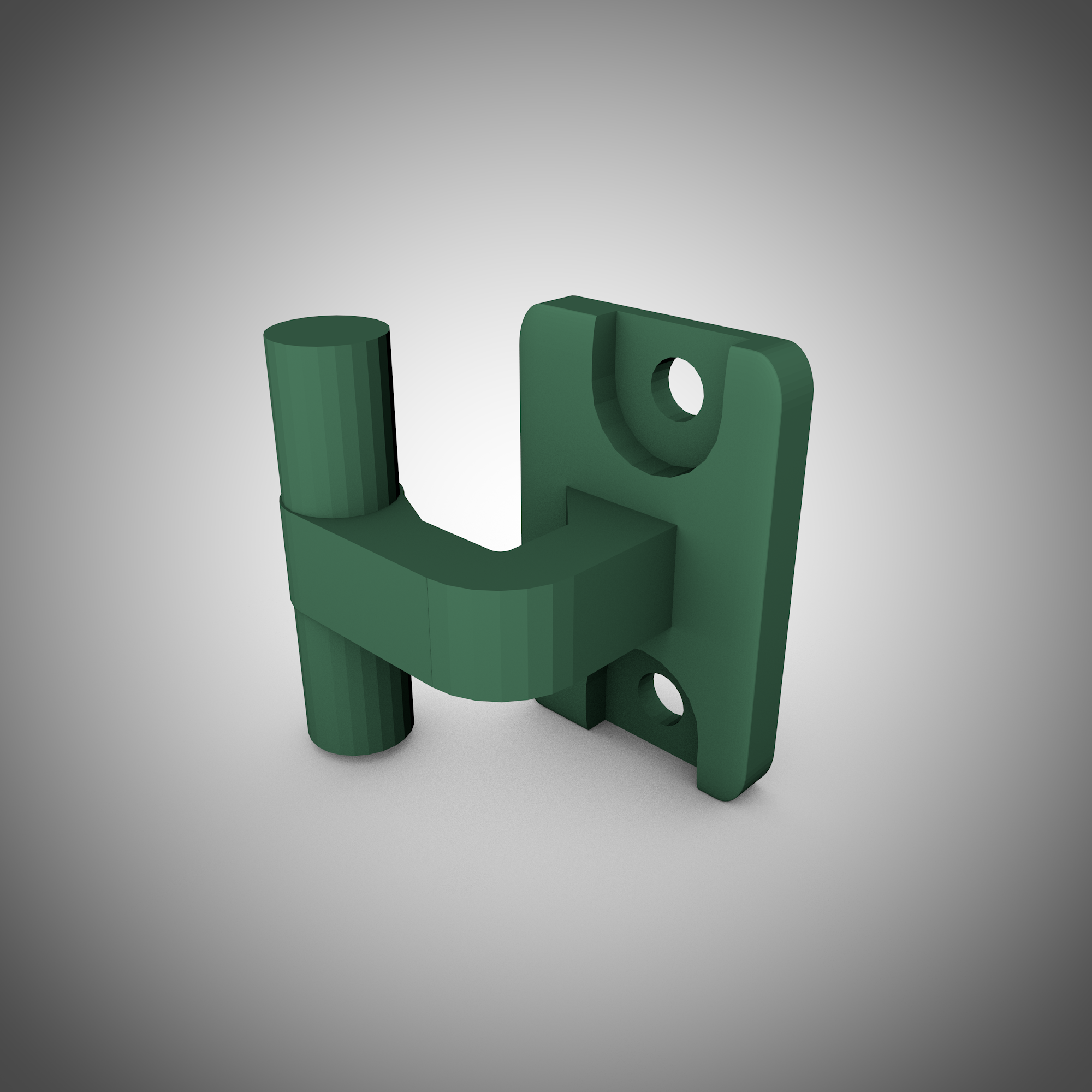 Hinge Design for Dryer Replacement Part