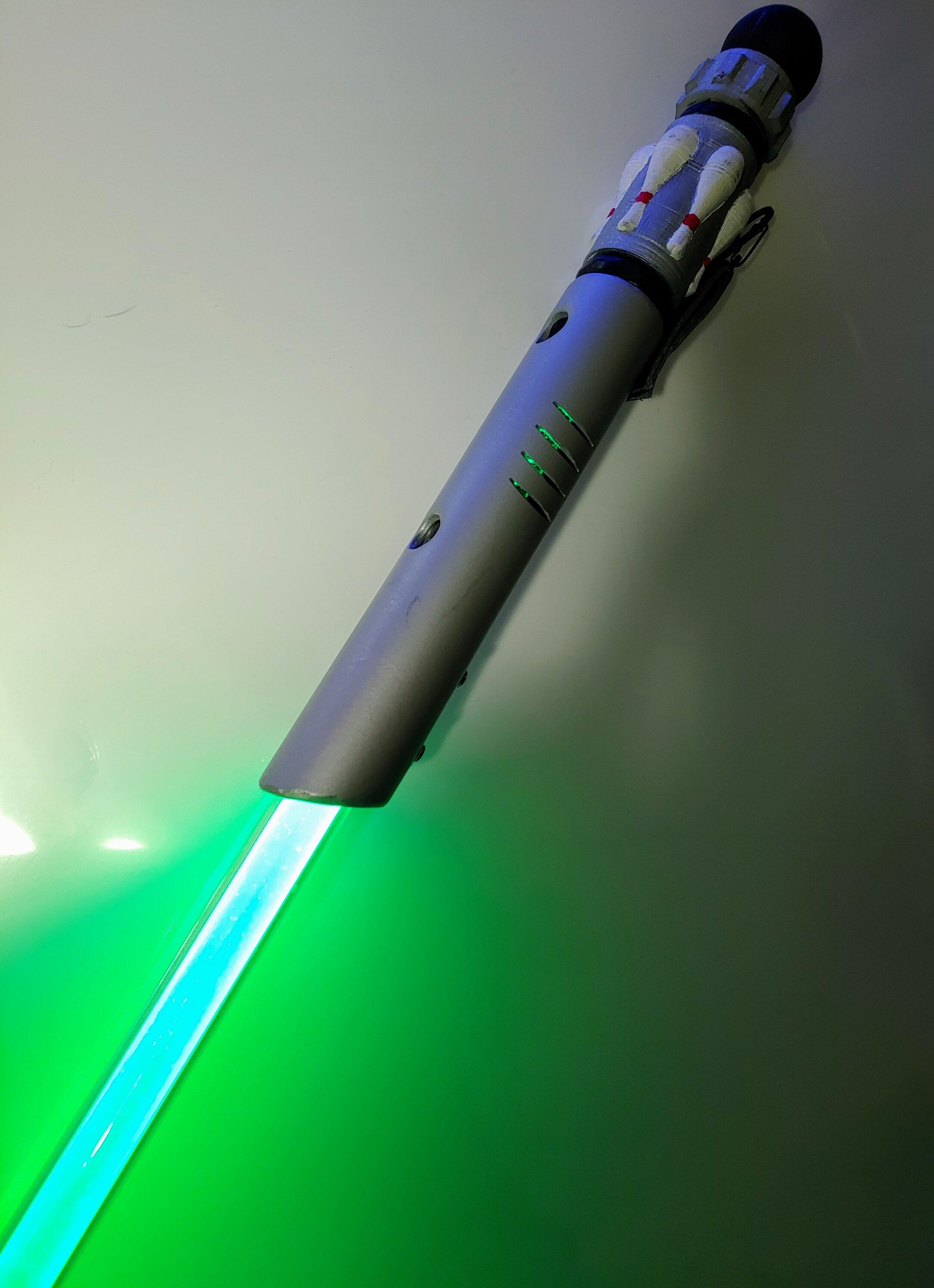 Custom Made Lightsaber