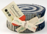 Snowbird Jelly Rolls and 3 more Jellies are new in the shop today