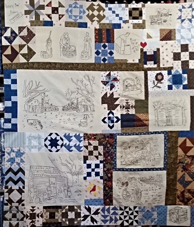 #4 Candy's Quilt