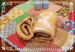 Jelly Roll Cake - from food.com