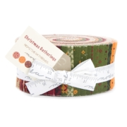 Each goody bag contains 1  Moda Jelly Roll