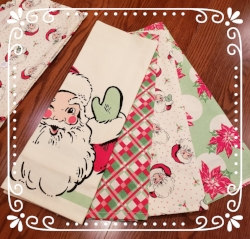 Swell Christmas Towels