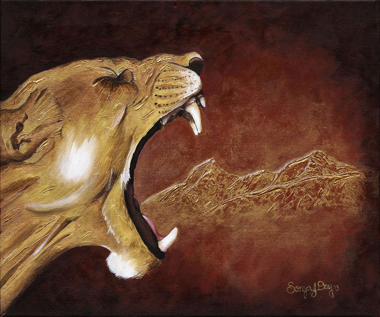 Powerful Roar