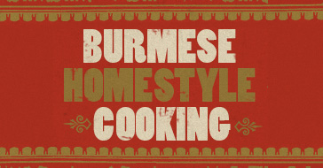 burmese homestyle cook