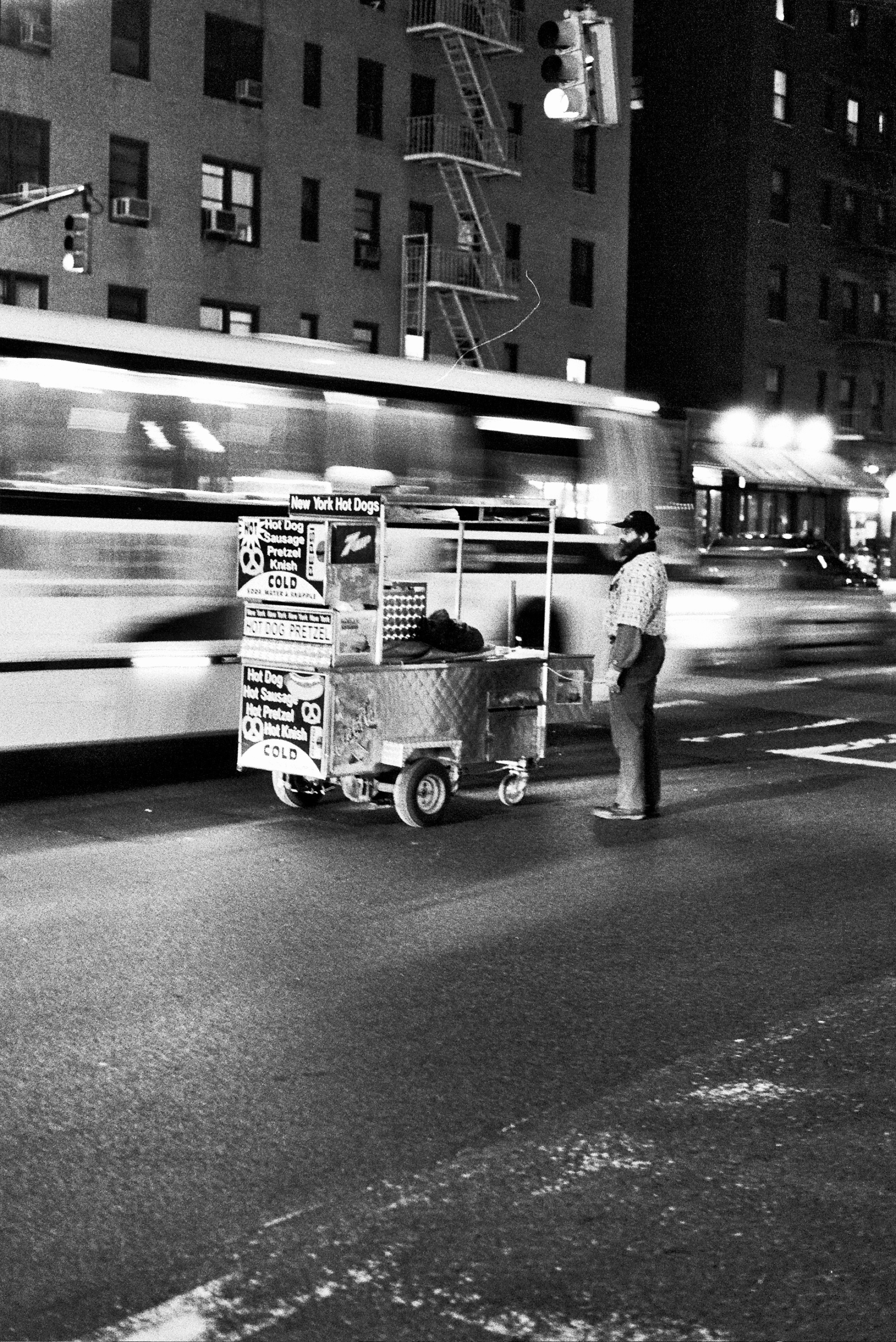 Vendor, New York, NY