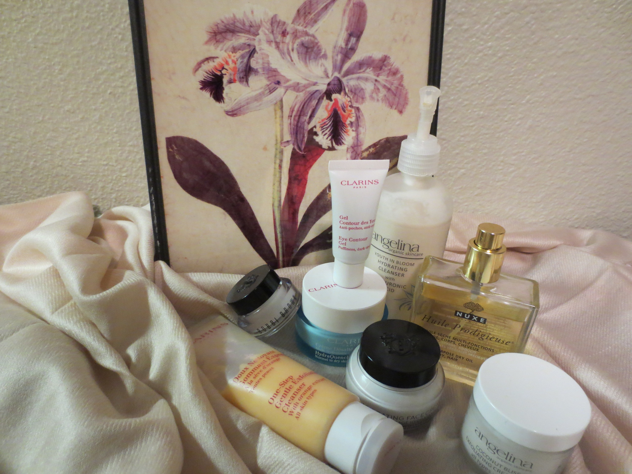 My fall skincare staples.