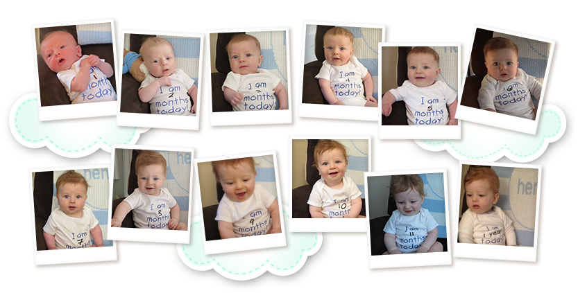 Henry's First Year!
