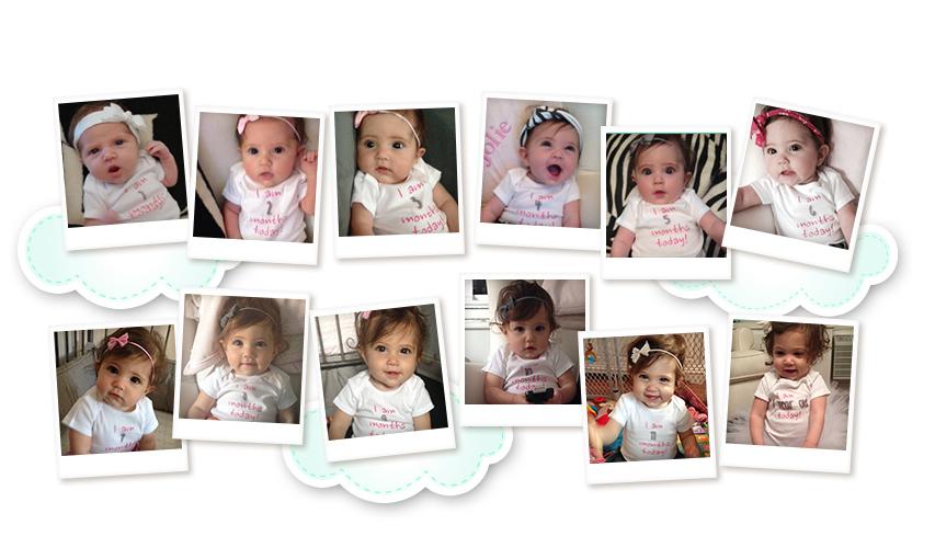 Jolie's First Year!