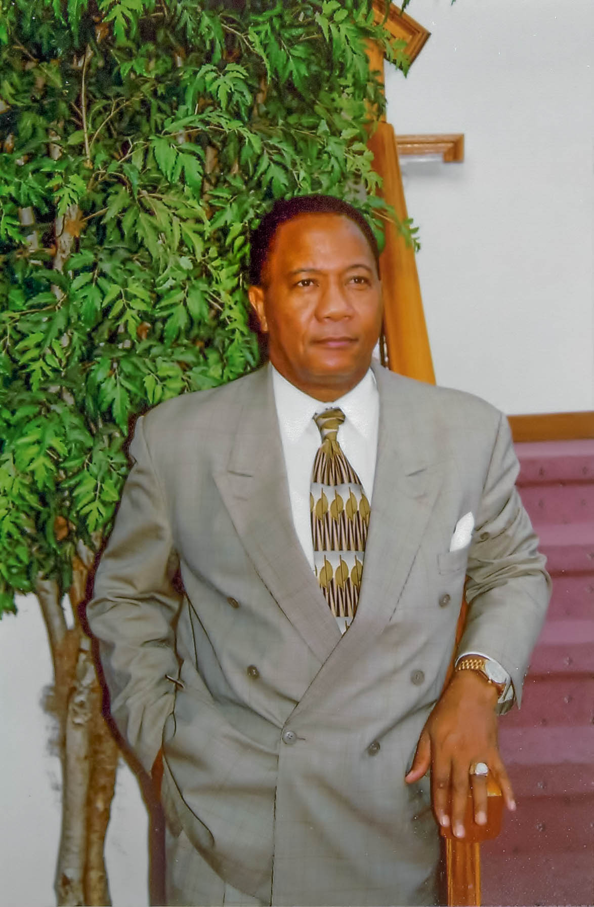 Bishop Lawrence C. Callahan Sr. 1945 - 2001