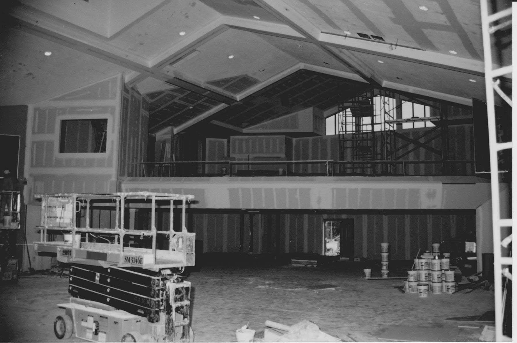 Main Sanctuary Addition