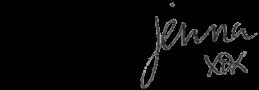 jenna miller signature