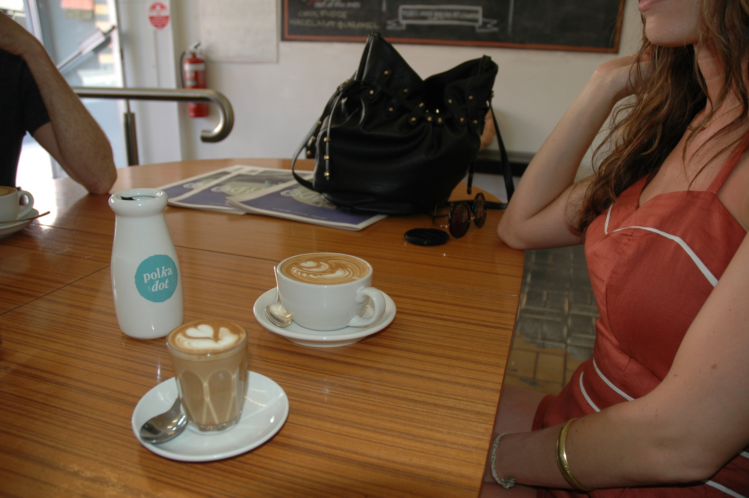 Cookies + Milk -  Coffee and treats Sydney Australia
