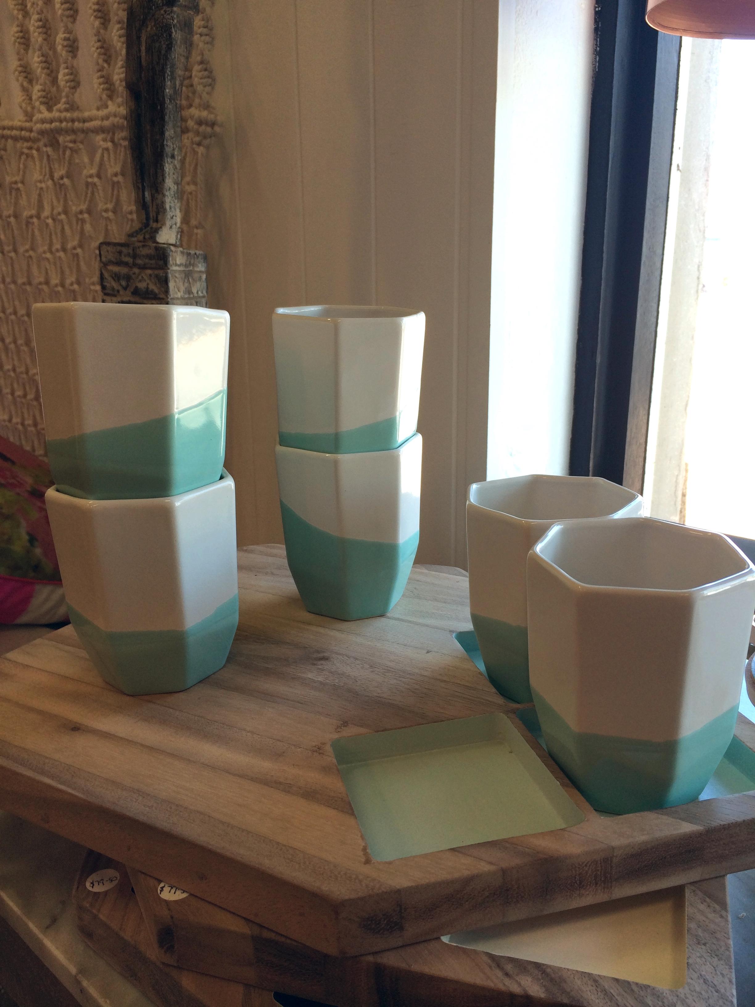 Ceramic cups - Milton - Shopping in NSW Australia
