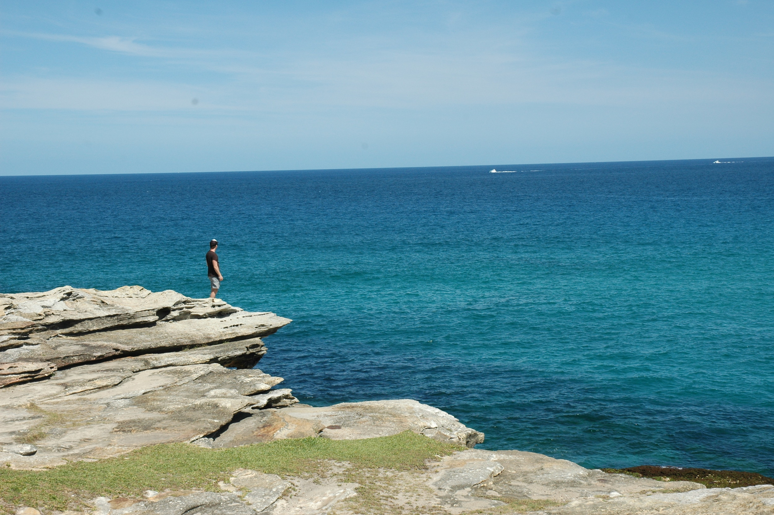 Places to see in Sydney Australia - Tamarama Beach Cliff