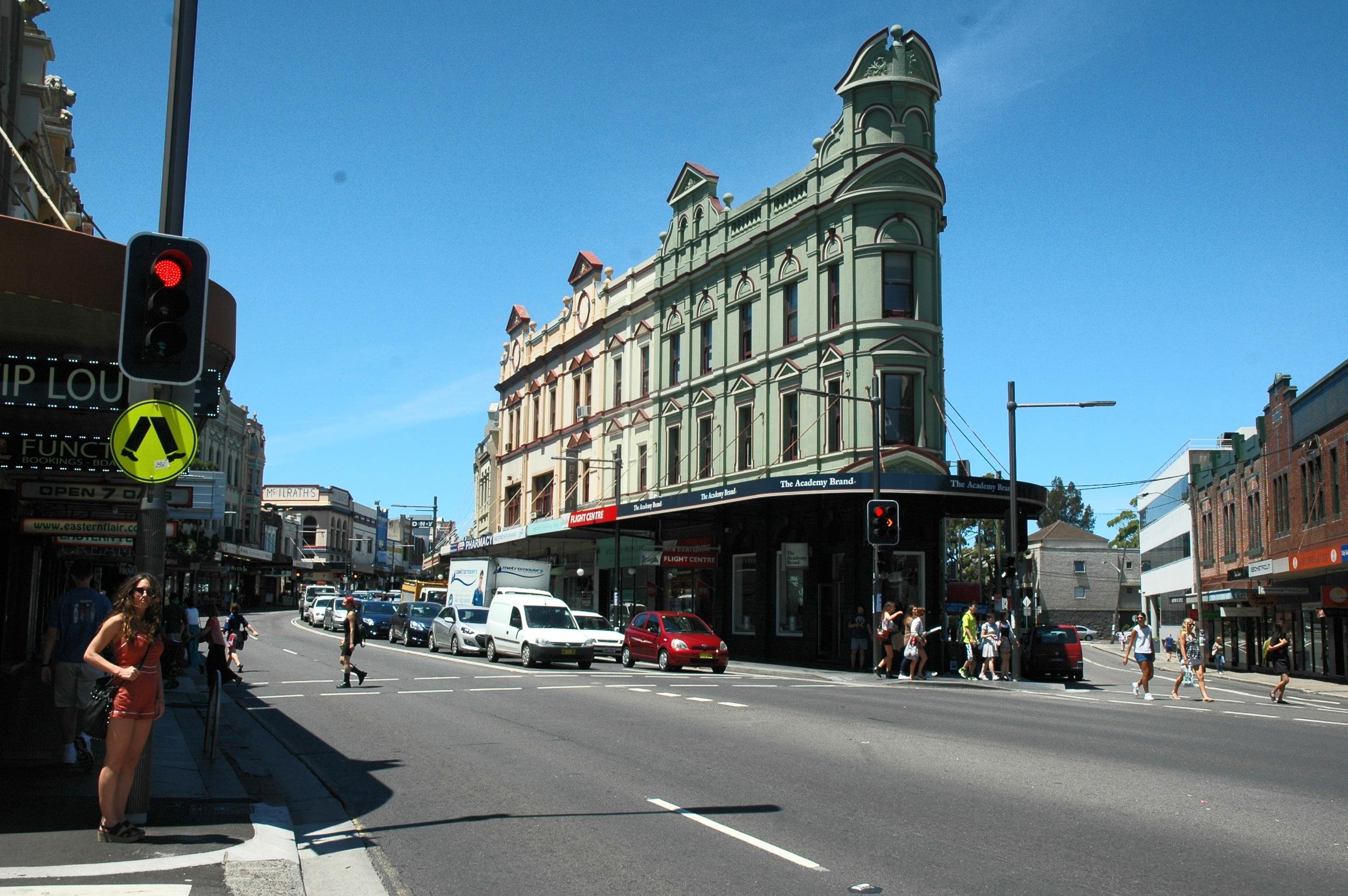 Sydney Australia Places to Visit - Newtown