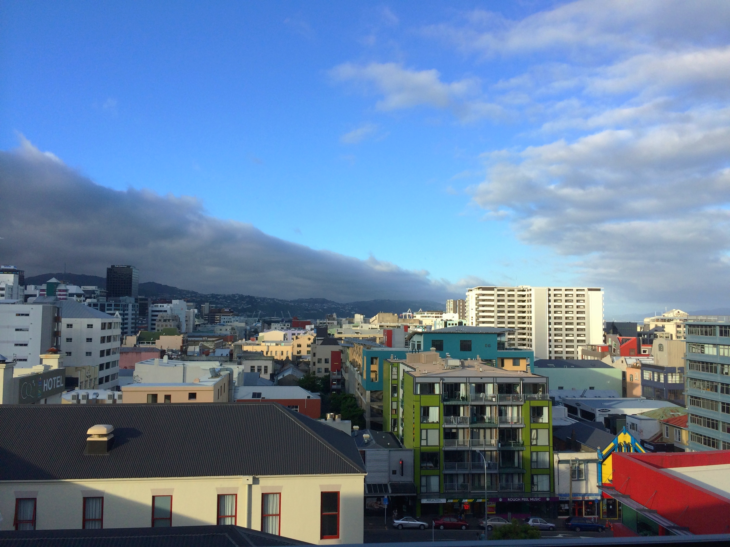 Wellington_New Zealand