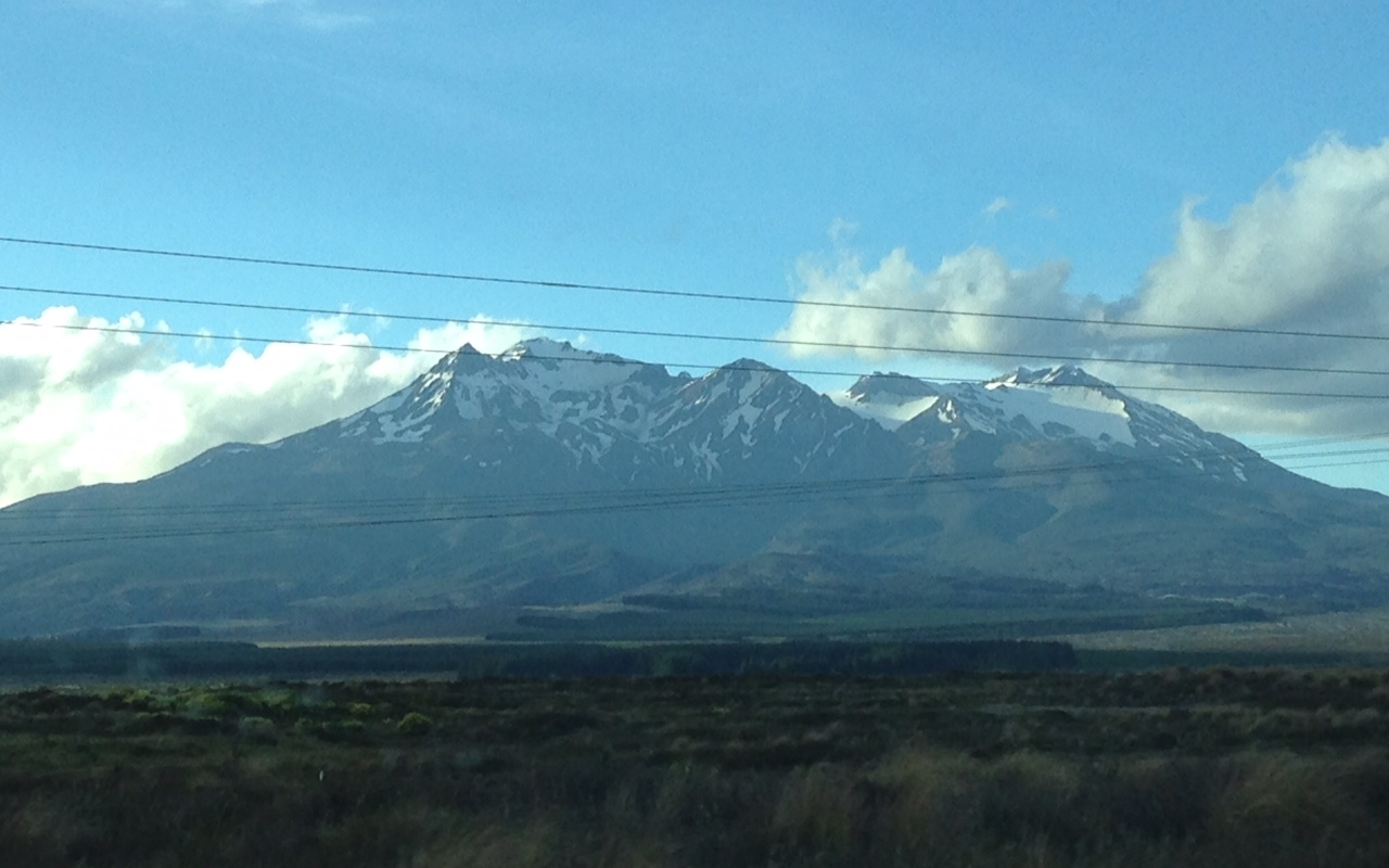 tongariro mountain