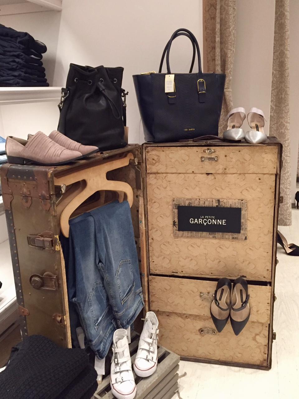 La Petite Garconne Suitcase
