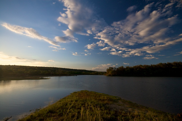 Lake Ravelobe. Photo by Travis Steffens