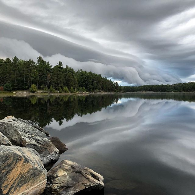 First preserved by a group of artists, Killarney Provincial Park, ON, an amazing beauty is one of Canada's best parks. #canada #nature #killarneyprovincialpark