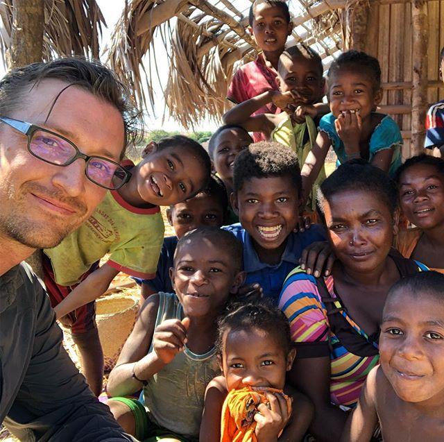 Meeting another community on the edge of Ankarafantsika, Madagascar for @planetmadagascar #communityconservation #madagascar #travellingprimate