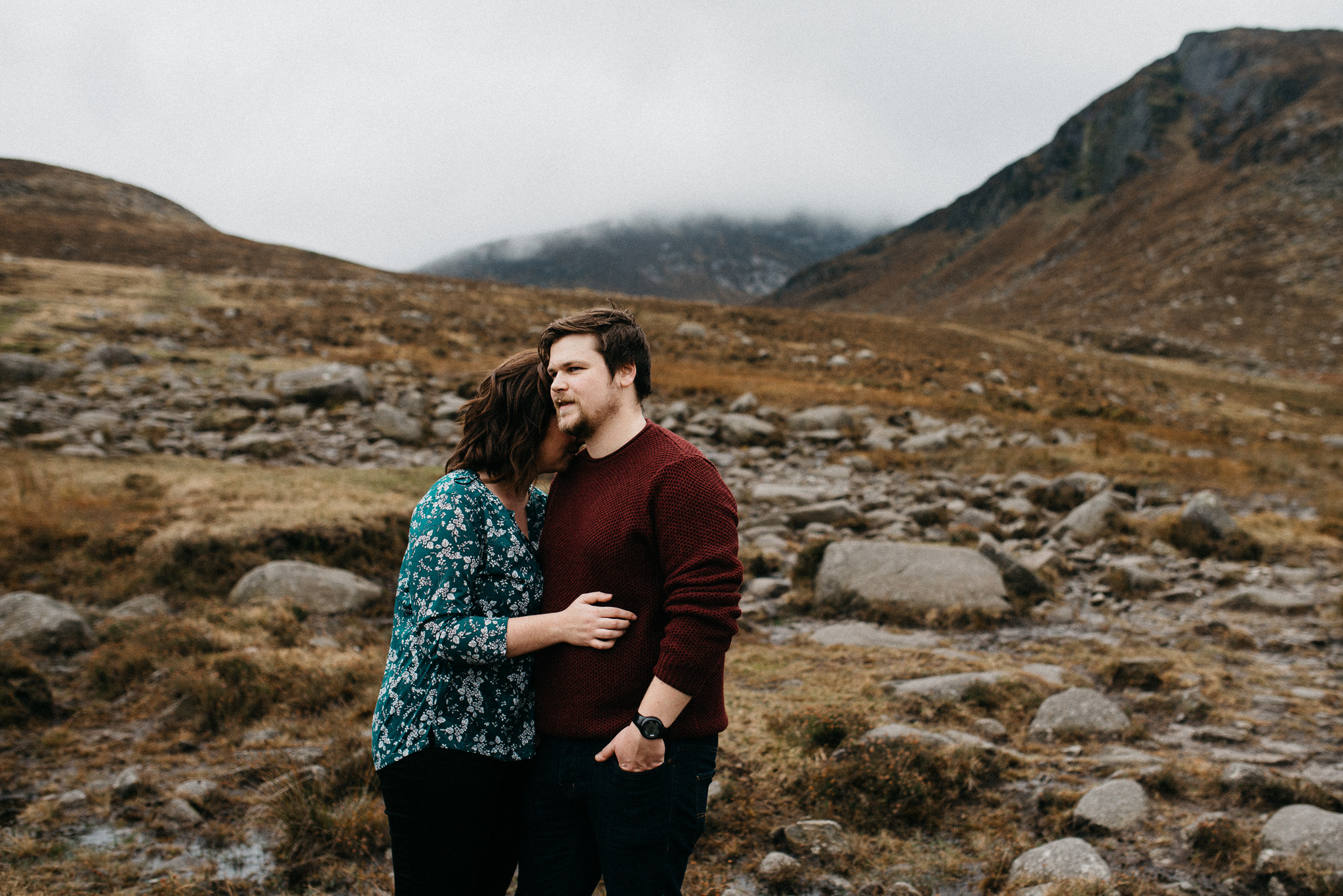 mourne mountatins engagement photography ireland-11.jpg