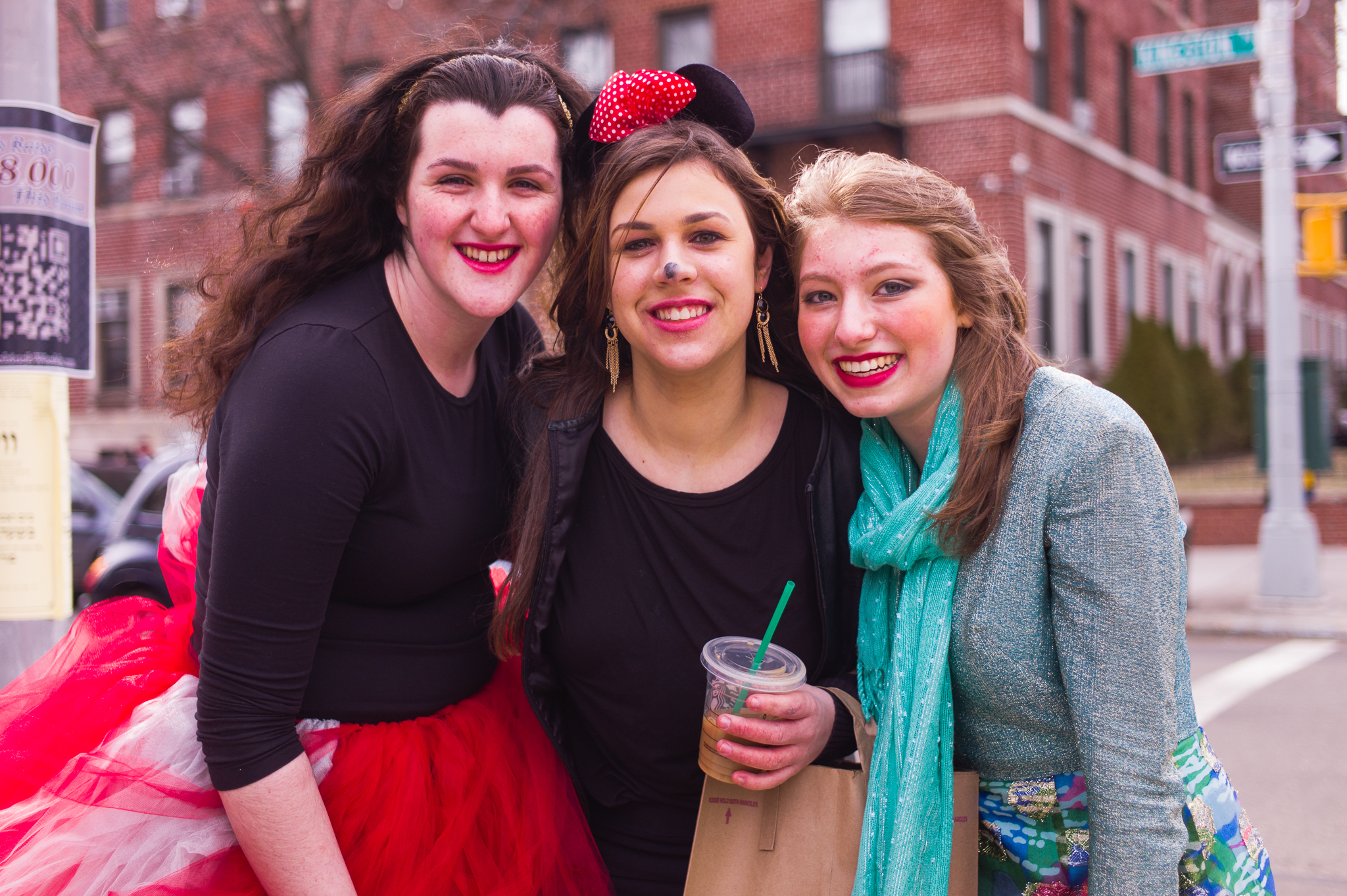 Purim 2014 in Crown Heights