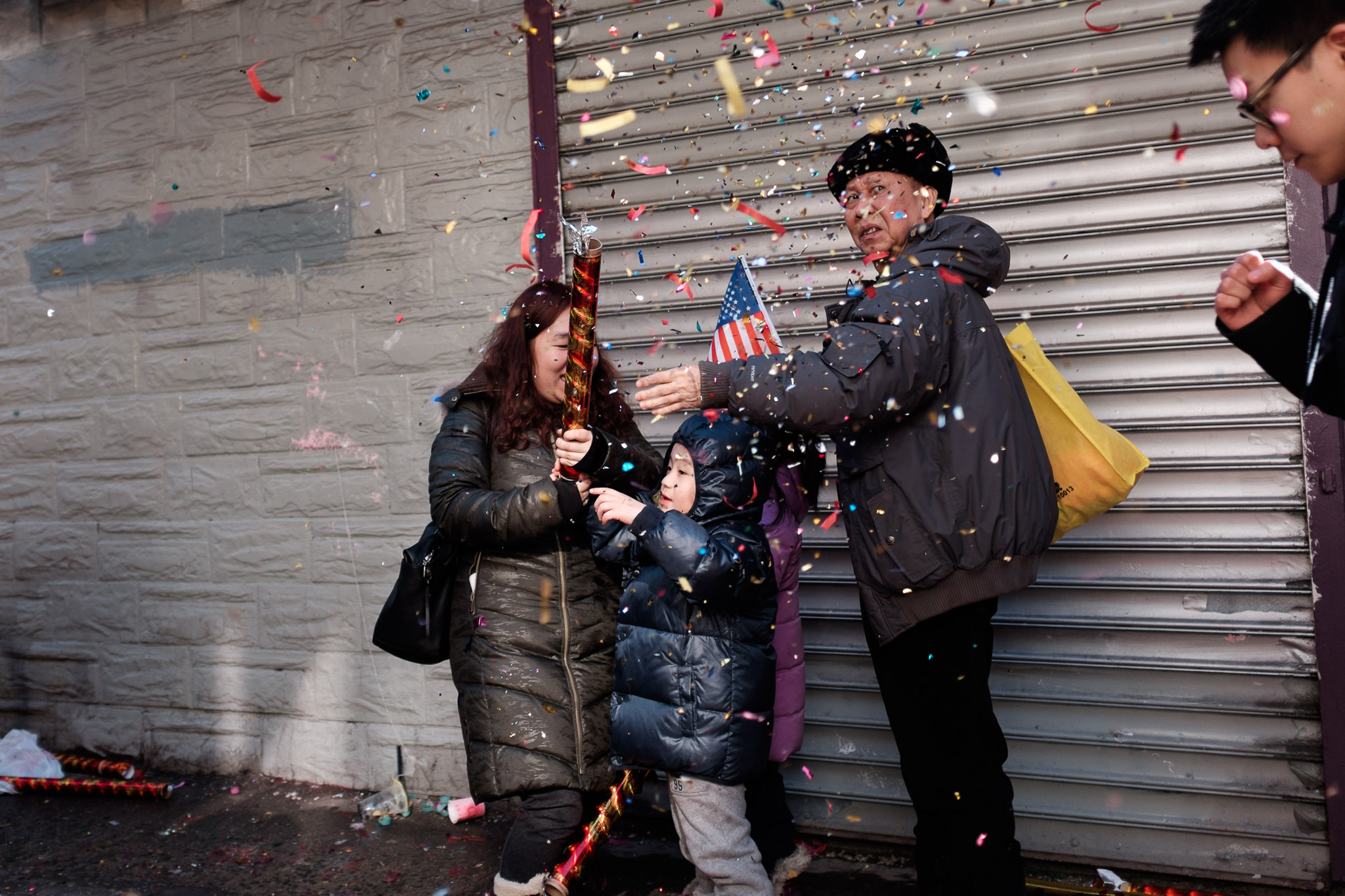 Chinese Luna New Year Parade, NY. #yearofthegoat