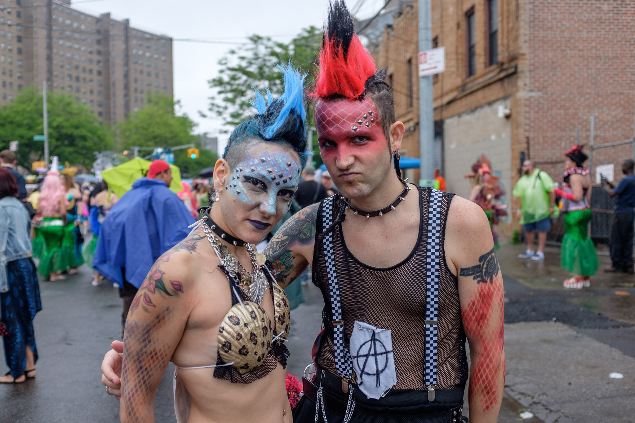 Coney Island Mermaid Parade 2015!