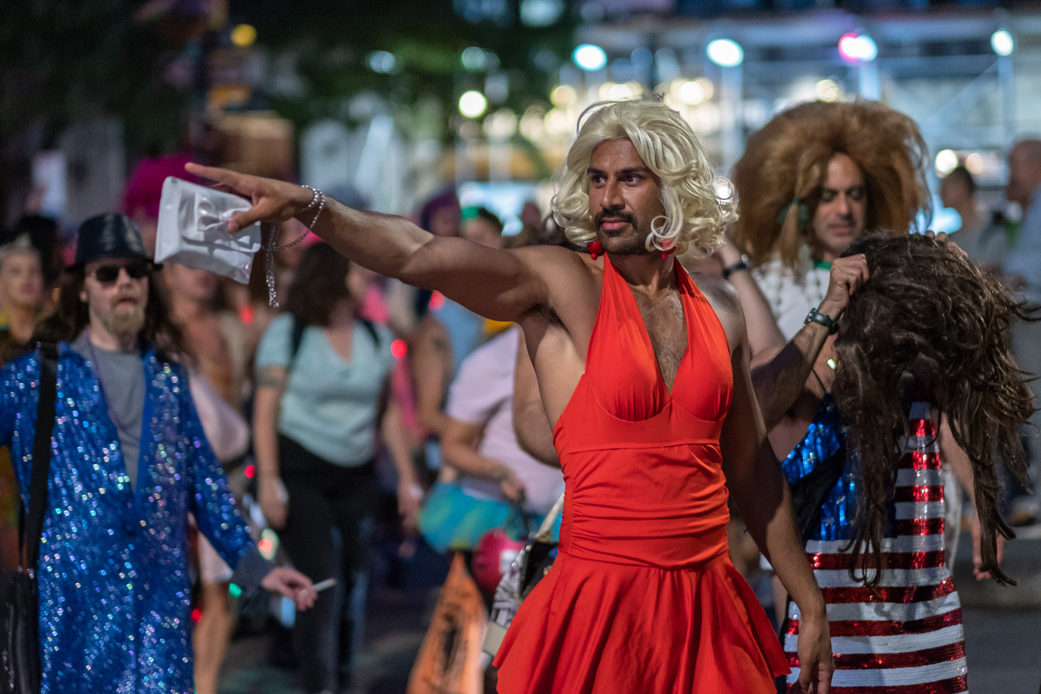 It's Still Just a Drag March (You May Applaud)
