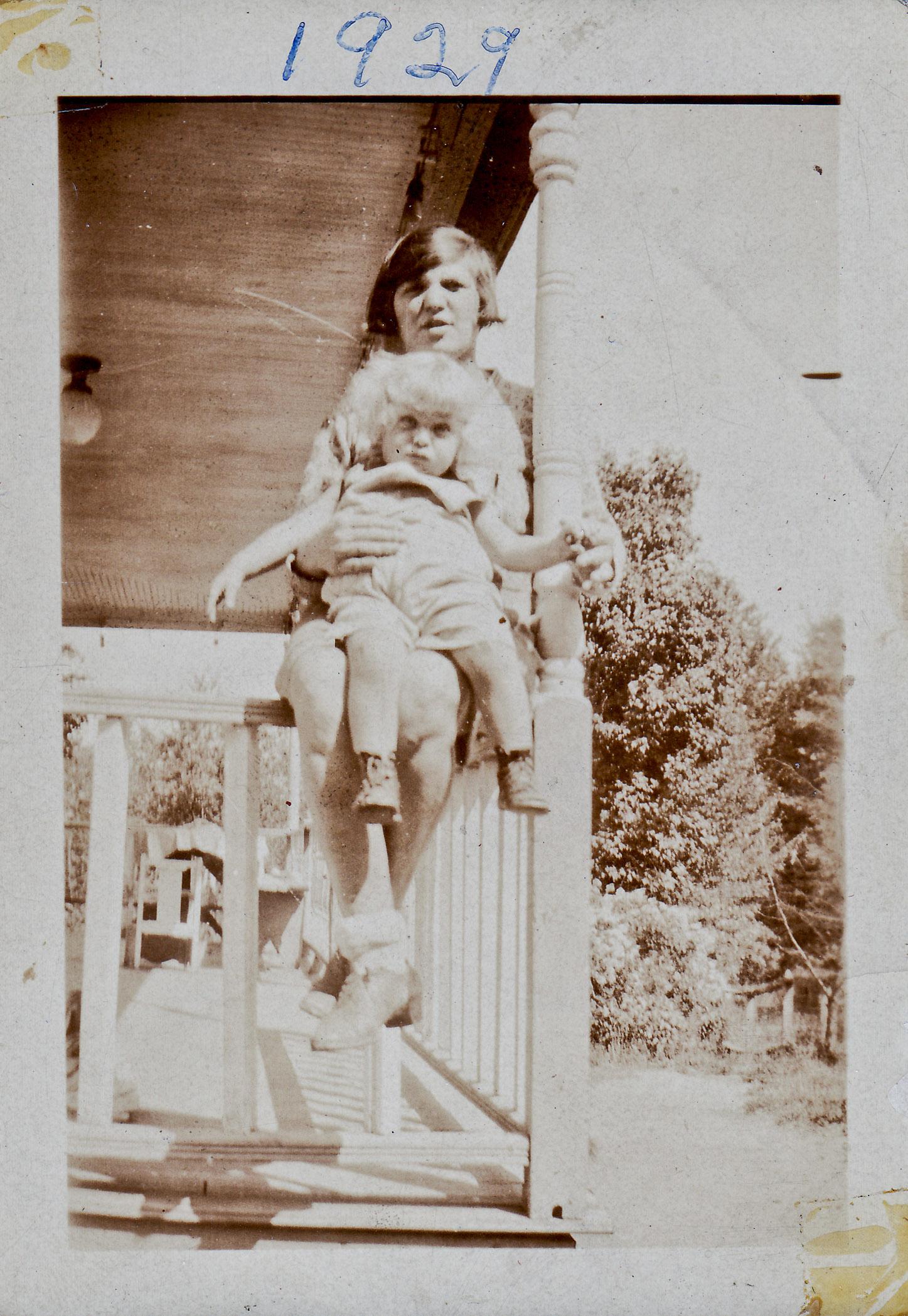 Fay & Morty  - 1929