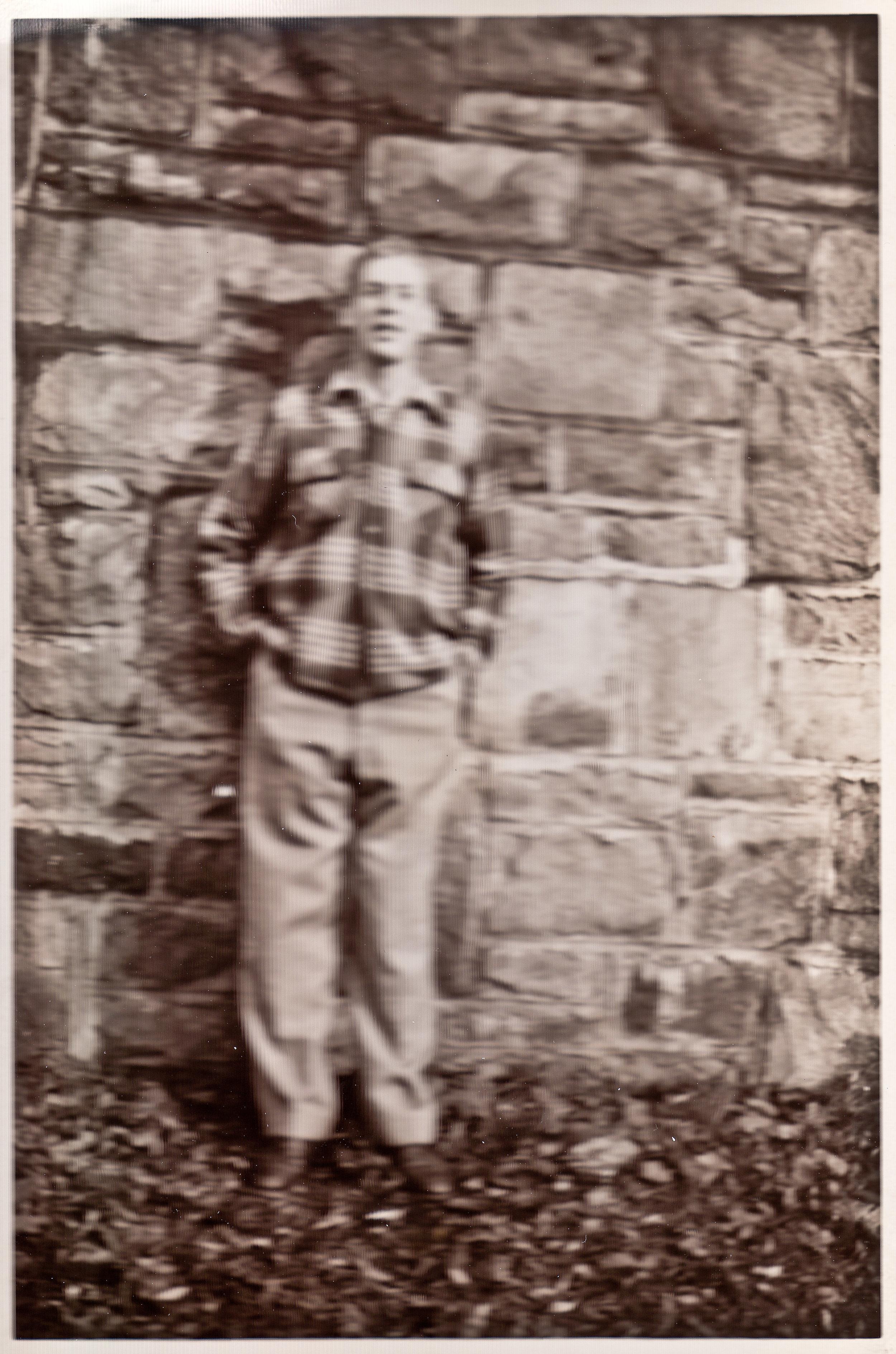 Morty, Lehigh University - Jan 12, 1946