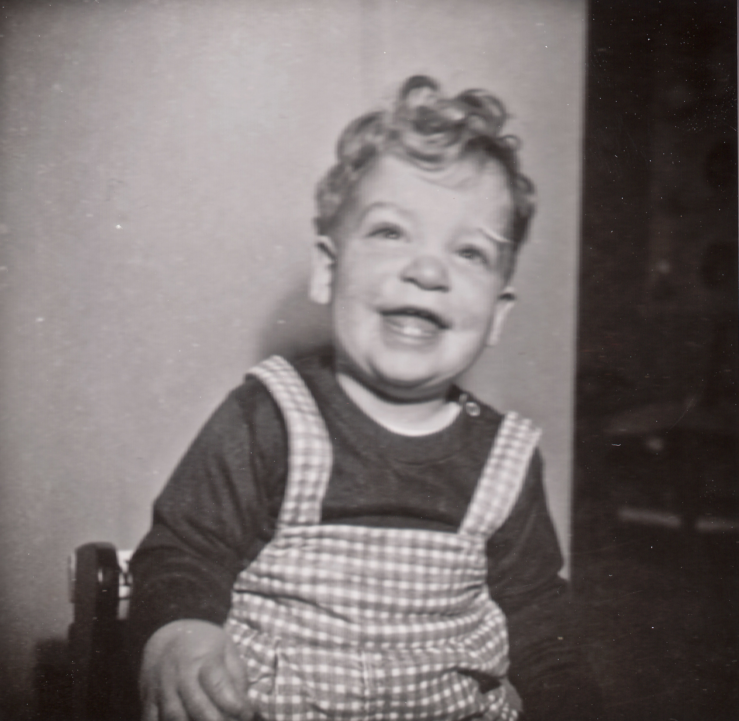 Doug, 12 Months Old - 1955