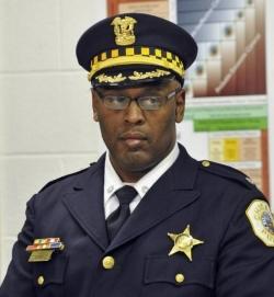 Chicago Police Commander Glenn Evans