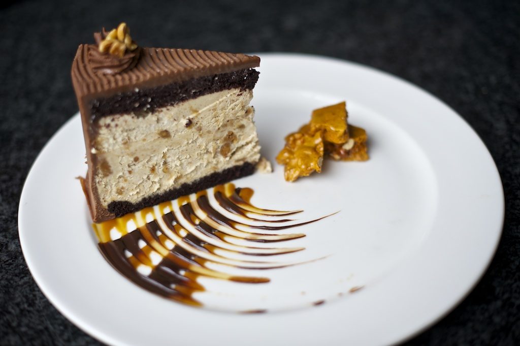 Georgian Peanut Butter Mousse